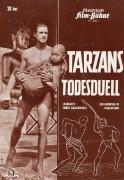 6652: Tarzans Todesduell ( Robert Day ) Jock Mahoney, Woody Strode, Tsuruko Kobayashi, Rickey Der