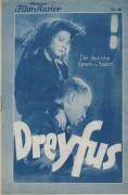 IFK: Nr: 86 : Dreyfus ( Richard Oswald ) Heinrich George Fritz Kortner