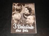 1017: 3 Weiberfeinde - eine Eva  Ludwig Schmid - Wildy