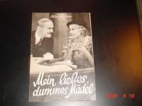 1028: liebes, dummes Mädel   Olga Tschechowa  Harry Liedtke