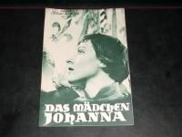 1129: Mädchen Johanna  Gustaf Gründgens  Heinrich George