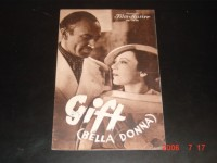 1438: Gift,  ( Bella Donna )  Conrad Veidt  Mary Ellis