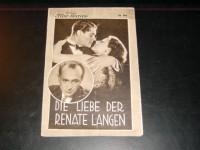 IFK: Nr: 164 :  Die Liebe der Renate Langen  Franz Lederer