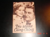 1769: Die kleine Ching - Ching  Shirley Temple  Robert Young