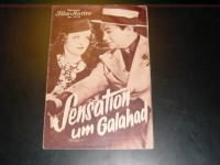 1773: Sensation um Galahad  Bette Davis  Humphrey Bogart