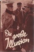 1810: Die große Illusion ( Jean Renoir ) Jean Gabin, Dita Parlo, Erich von Stroheim, Pierre Fresnay, Carette, Modot, Peclet, Dalio,