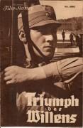 1963: Triumph des Willens  Reichsparteitag NSDAP  Leni Riefenstahl   braun