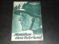 2004: Menschen ohne Vaterland  Willy Fritsch  Willy Birgel
