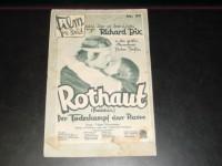Film im Bild 22 : Rothaut - Todeskampf einer Rasse  Richard Dix