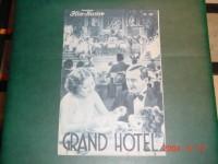 IFK: Nr: 332 :  Grand Hotel  Martha Eggert  Kurt Gerron