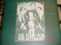 IFK: Nr: 386 :  Die 5 von der Jazzband  Jenny Jugo