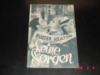 IFK: 501:  Seine Sorgen  Buster Keaton