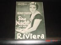 627: Eine Nacht an der Riviera  Henny Porten  Walter Rilla