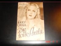 650: Die tolle Anita  Anny Ondra  Lisl Karlstadt  Ida Wüst