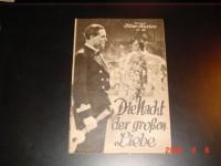 711: Die Nacht der großen Liebe  Gustav Fröhlich