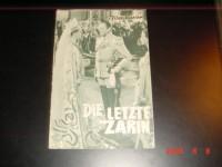 756: Die letzte Zarin  John + Lionel + Ethel Barrymore