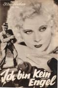 768: Ich bin kein Engel  Mae West  Cary Grant  Kent Taylor ( Die seltene Ausgabe )