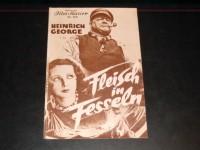 818: Fleisch in Fesseln  Heinrich George  Bertha Drews