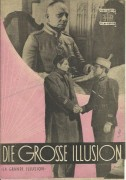 Die grosse Illusion ( le grande illusion ) Jean Gabin, Eric von Stroheim, Dalio, Pierre Fresnay, Dita Parlo, Carette,