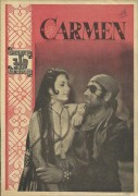 Carmen, Viviane Romance, Jean Marais, Lucien Coedel, Bernard Blier, Jean Brochard,