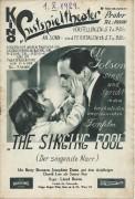 Film im Bild 09 : Der singende Narr ( Prater Premiere weiss ) Al Jolson Betty Bronson