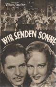1125: Wir senden Sonne  Warner Baxter  Shirley Temple