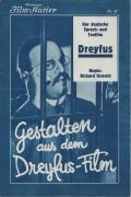 IFK: Nr: 87 : Gestalten aus Dreyfus Heinrich George