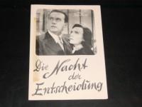 129: Die Nacht der Entscheidung,  Pola Negri,  Hans Richter,