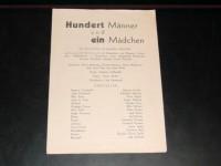 132: 100 Männer und 1 Mädchen Deanne Durbin, Adolphe Menjou,