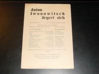 135: Anton Iwanowitsch ärgert sich ( Lenfilm )  N. Konowalow, Z