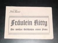 167: Fräulein Kitty,  Ginger Rogers,  Gladis Cooper, Dennie Morgan, James Craig, Edward Cionelli,
