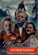 2339: Die Mädels vom Immenhof, Heidi Brühl, Angelika Meissner Voelkner, Margarethe Haagen, Paul Klinger, Josef Sieber, Paul Henckels, Peter Tost,