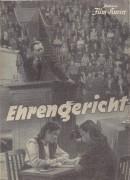 721: Ehrengericht ( Mosfilm )  Boris Tschirkow, N. Annenkow,