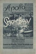 Film im Bild 00 : g: Show Boat Laura la Plante Josef Schildkraut