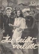 110: Zu leicht verliebt, Frank Sinatra, Gene Kelly, Kathryn Grayson ( die Ausgabe mit den seltenen Titel )