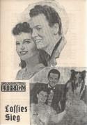 438: Lassies Sieg,  Donald Crisp,  Alan Napier,  Alan Webb, Geraldine Brooks ( die etwas andere Ausgabe ! )