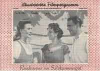 61: Rendezvous im Salzkammergut,  Hans Holt,  Herta Mayen,