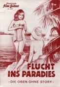 "7292: Flucht ins Paradies ""Die oben ohne Story"" ( Wolfgang Selnig ) John Wala, Bambi Miller, Dolly Doreac, Birgit Nilsen"