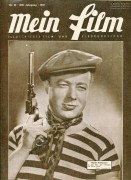 Mein Film 1949/25: Heinz Rühmann Cover, Rückseite: Patricia Roc mit Berichten: Maria Cebotari, Marianne Hoppe, Emmerich Schrenk, Rita Hayworth, Herr Heuschreck,