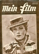 Mein Film 1949/31: Brigitte Horney Cover, Rückseite: Virginia Mayo mit Berichten: Josef Meinrad, Thea Weis, Fritz Kortner, Fred Astaire, Ginger Rogers, Tarzan Johnny Weissmüller,