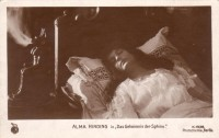 Alma Hinding  K. 1938  ( Das Geheimnis der Sphinx )