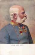 Kaiser Franz Josef  ( 1849 )  B.K.W. I  752-19