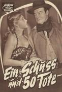 Ein Schuss und 50 Tote ( Alias Jesse James ) ( Norman McLeod ) Bob Hope, Rhoda Fleming, Wendell Corey, Jim Davis, Gloria Talbot, Will Wright, Mary Young
