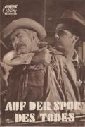 Auf der Spur des Todes  ( Jack Arnold )  Rory Calhoun, Martha Hyer, Dean Jagger, Robert Middelton, James Millican