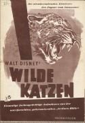 Wilde Katzen  ( Walt Disney ) ( James Algar ) ( Jungel Südamerika )