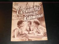 Columbus entdeckt Krähwinkel, Paola Loew, Charlie Chaplin jun.