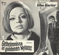 203: Geheimnisse in goldenen Nylons,  Ira von Fürstenberg,