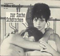 236: Zur Sache Schätzchen, ( Prädikat Wertvoll )  Uschi Glas,