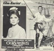 238: Cervantes - Der Abenteurer des Königs, Gina Lollobrigida, Horst Buchholz, Jose Ferrer, Louis Jourdan, Francisco Rabal, Fernando Rey,