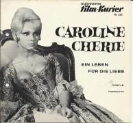252: Caroline Cherie, Karin Dor, Gert Fröbe, Charles Aznavour,